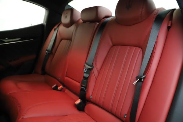 New 2021 Maserati Ghibli S Q4 GranLusso for sale $95,835 at Maserati of Westport in Westport CT 06880 19