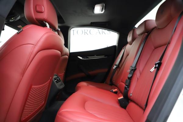 New 2021 Maserati Ghibli S Q4 GranLusso for sale $95,835 at Maserati of Westport in Westport CT 06880 20