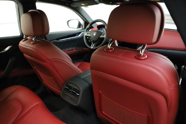 New 2021 Maserati Ghibli S Q4 GranLusso for sale $95,835 at Maserati of Westport in Westport CT 06880 27