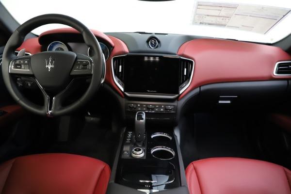 New 2021 Maserati Ghibli S Q4 GranLusso for sale $95,835 at Maserati of Westport in Westport CT 06880 28