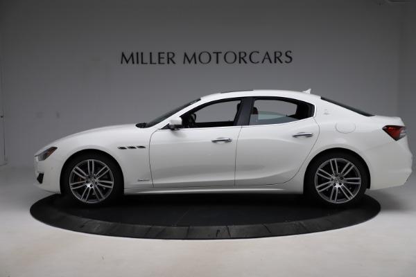 New 2021 Maserati Ghibli S Q4 GranLusso for sale $95,835 at Maserati of Westport in Westport CT 06880 3