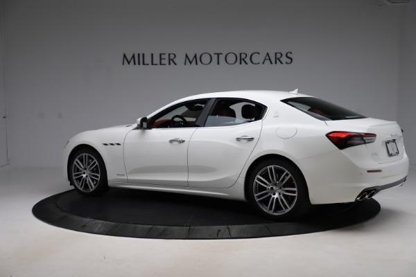 New 2021 Maserati Ghibli S Q4 GranLusso for sale $95,835 at Maserati of Westport in Westport CT 06880 4