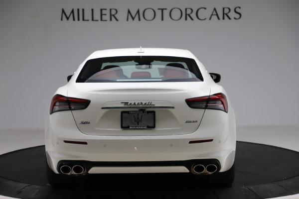 New 2021 Maserati Ghibli S Q4 GranLusso for sale $95,835 at Maserati of Westport in Westport CT 06880 6