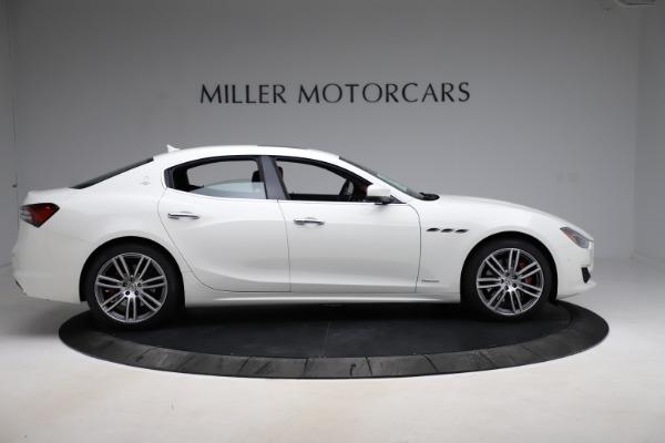 New 2021 Maserati Ghibli S Q4 GranLusso for sale $95,835 at Maserati of Westport in Westport CT 06880 9