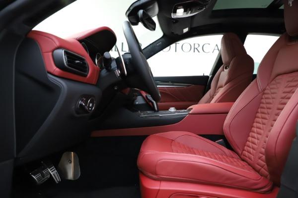 New 2021 Maserati Levante GTS for sale $140,585 at Maserati of Westport in Westport CT 06880 14