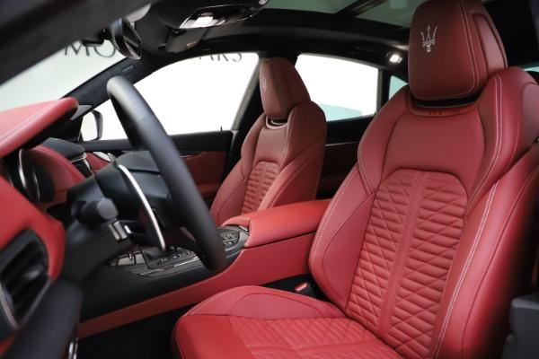 New 2021 Maserati Levante GTS for sale $140,585 at Maserati of Westport in Westport CT 06880 15