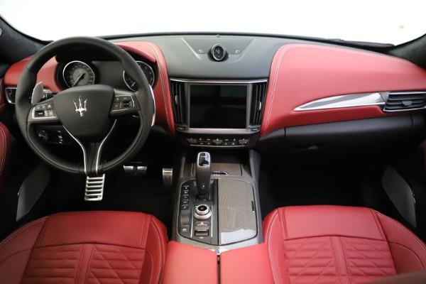 New 2021 Maserati Levante GTS for sale $140,585 at Maserati of Westport in Westport CT 06880 16