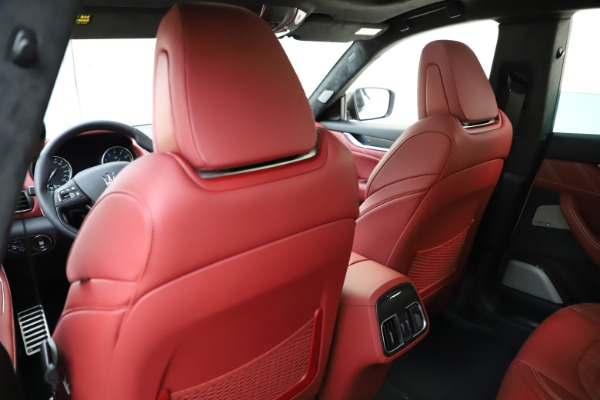 New 2021 Maserati Levante GTS for sale $140,585 at Maserati of Westport in Westport CT 06880 20