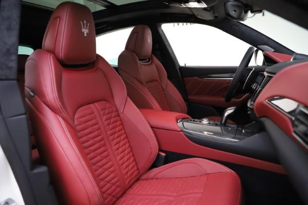 New 2021 Maserati Levante GTS for sale $140,585 at Maserati of Westport in Westport CT 06880 21