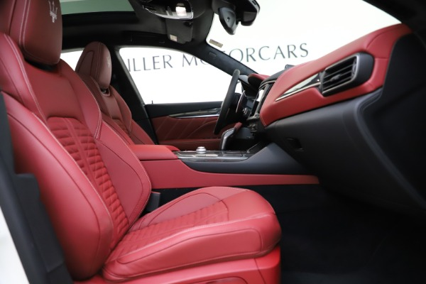 New 2021 Maserati Levante GTS for sale $140,585 at Maserati of Westport in Westport CT 06880 22