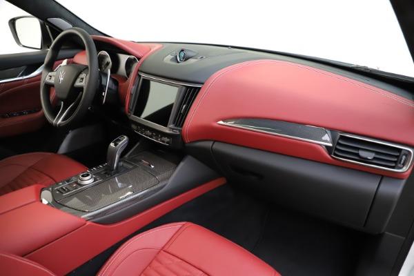 New 2021 Maserati Levante GTS for sale $140,585 at Maserati of Westport in Westport CT 06880 23