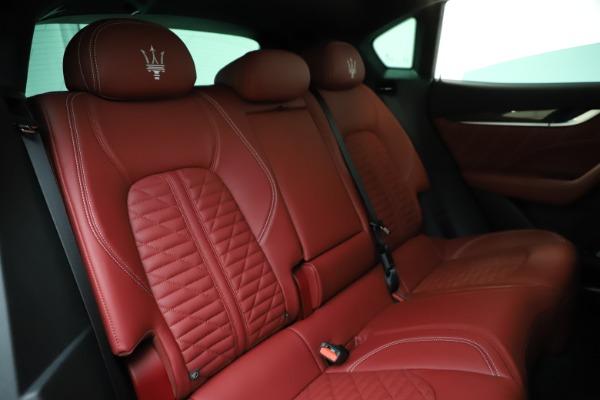 New 2021 Maserati Levante GTS for sale $140,585 at Maserati of Westport in Westport CT 06880 24