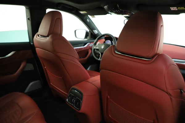 New 2021 Maserati Levante GTS for sale $140,585 at Maserati of Westport in Westport CT 06880 26