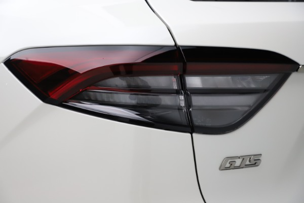 New 2021 Maserati Levante GTS for sale $140,585 at Maserati of Westport in Westport CT 06880 27