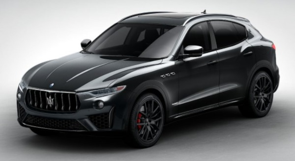 New 2021 Maserati Levante S Q4 GranSport for sale $106,935 at Maserati of Westport in Westport CT 06880 1