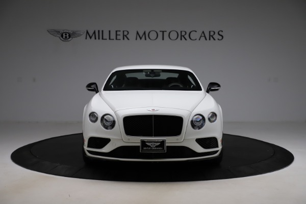 Used 2017 Bentley Continental GT V8 S for sale Call for price at Maserati of Westport in Westport CT 06880 12