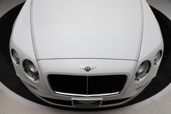 Used 2017 Bentley Continental GT V8 S for sale Call for price at Maserati of Westport in Westport CT 06880 13