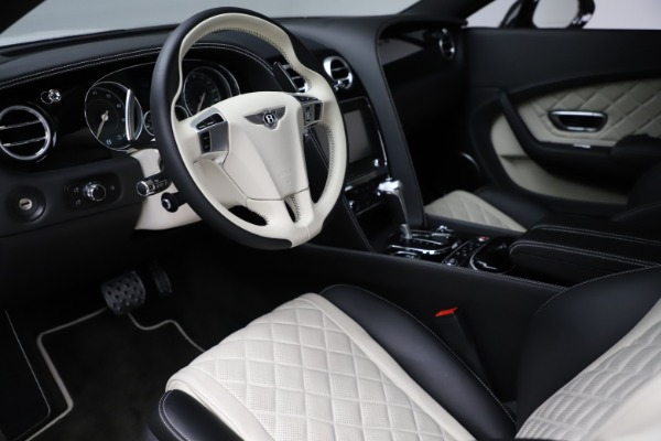 Used 2017 Bentley Continental GT V8 S for sale Call for price at Maserati of Westport in Westport CT 06880 17