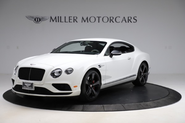Used 2017 Bentley Continental GT V8 S for sale Call for price at Maserati of Westport in Westport CT 06880 2