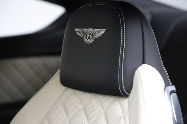 Used 2017 Bentley Continental GT V8 S for sale Call for price at Maserati of Westport in Westport CT 06880 20