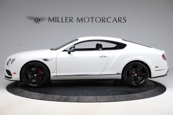 Used 2017 Bentley Continental GT V8 S for sale Call for price at Maserati of Westport in Westport CT 06880 3
