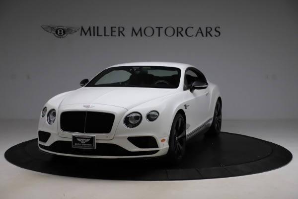 Used 2017 Bentley Continental GT V8 S for sale Call for price at Maserati of Westport in Westport CT 06880 1