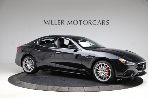 New 2021 Maserati Ghibli S Q4 GranSport for sale $98,035 at Maserati of Westport in Westport CT 06880 10