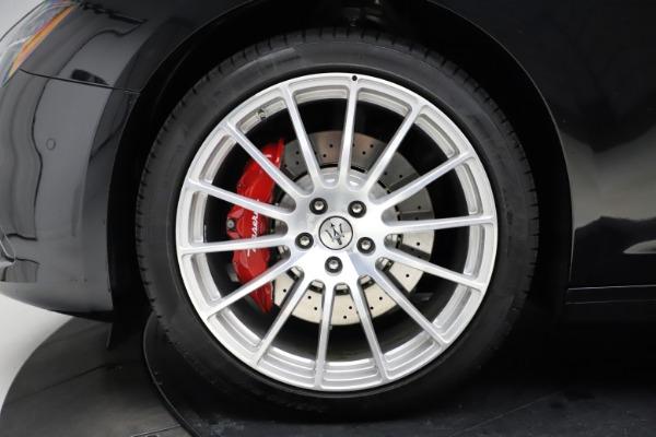 New 2021 Maserati Ghibli S Q4 GranSport for sale $98,035 at Maserati of Westport in Westport CT 06880 13