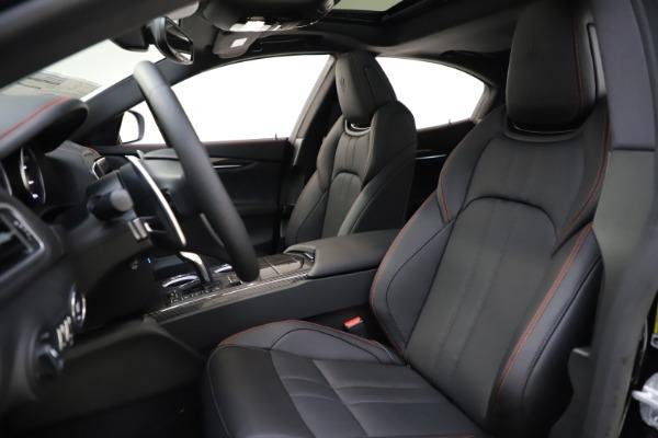 New 2021 Maserati Ghibli S Q4 GranSport for sale $98,035 at Maserati of Westport in Westport CT 06880 14