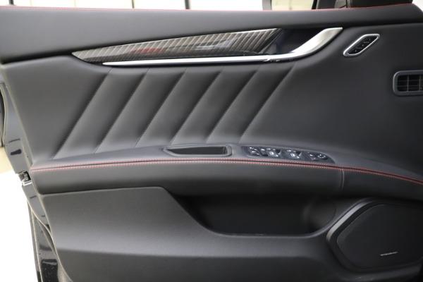 New 2021 Maserati Ghibli S Q4 GranSport for sale $98,035 at Maserati of Westport in Westport CT 06880 17