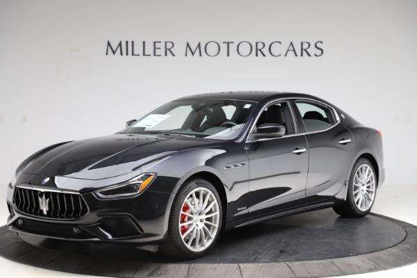 New 2021 Maserati Ghibli S Q4 GranSport for sale $98,035 at Maserati of Westport in Westport CT 06880 2