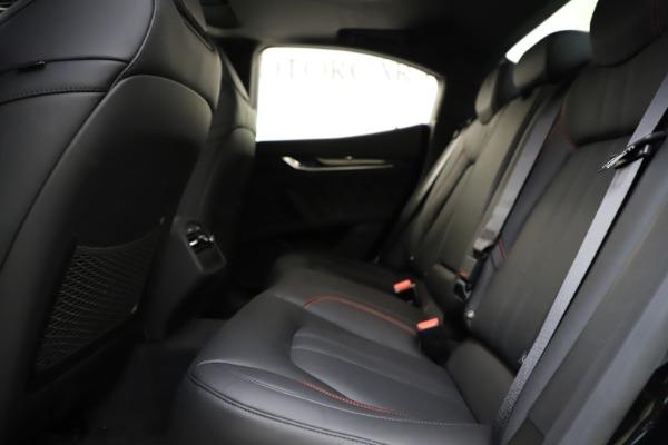 New 2021 Maserati Ghibli S Q4 GranSport for sale $98,035 at Maserati of Westport in Westport CT 06880 21