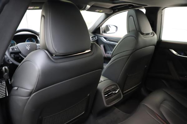 New 2021 Maserati Ghibli S Q4 GranSport for sale $98,035 at Maserati of Westport in Westport CT 06880 22