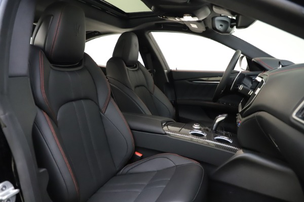 New 2021 Maserati Ghibli S Q4 GranSport for sale $98,035 at Maserati of Westport in Westport CT 06880 23