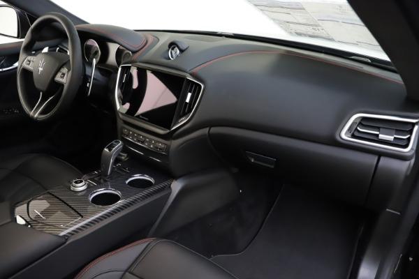 New 2021 Maserati Ghibli S Q4 GranSport for sale $98,035 at Maserati of Westport in Westport CT 06880 25