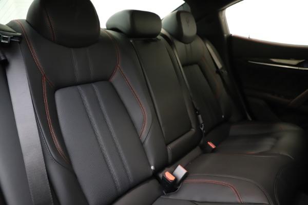 New 2021 Maserati Ghibli S Q4 GranSport for sale $98,035 at Maserati of Westport in Westport CT 06880 26