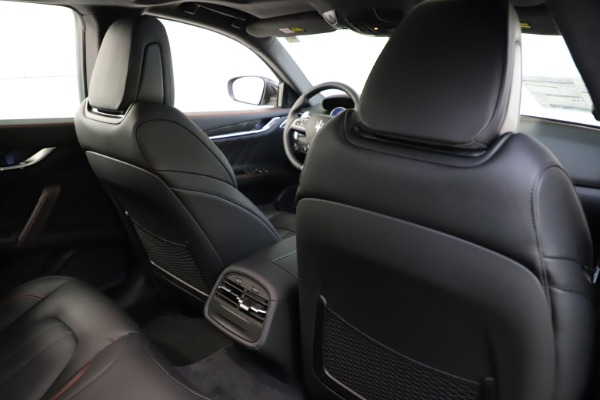 New 2021 Maserati Ghibli S Q4 GranSport for sale $98,035 at Maserati of Westport in Westport CT 06880 28