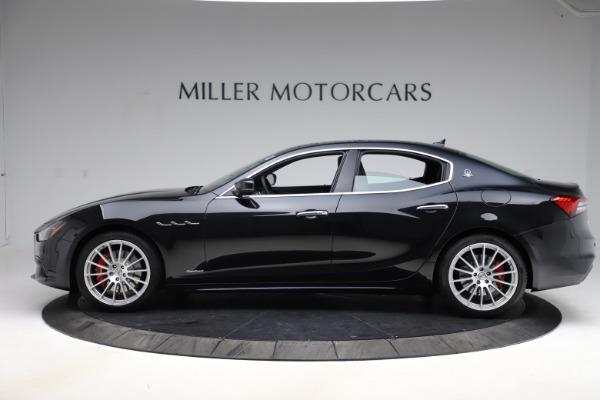 New 2021 Maserati Ghibli S Q4 GranSport for sale $98,035 at Maserati of Westport in Westport CT 06880 3