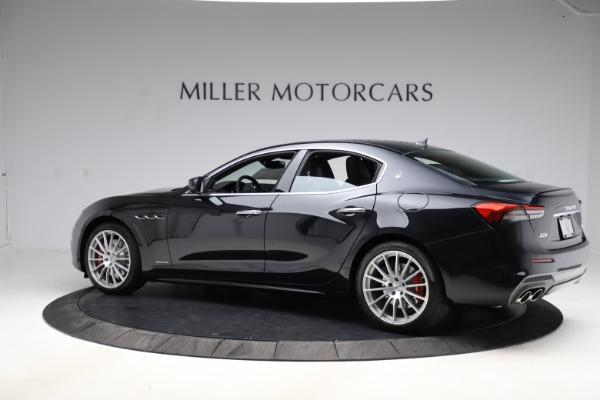 New 2021 Maserati Ghibli S Q4 GranSport for sale $98,035 at Maserati of Westport in Westport CT 06880 4