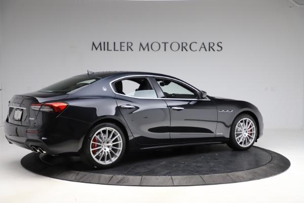 New 2021 Maserati Ghibli S Q4 GranSport for sale $98,035 at Maserati of Westport in Westport CT 06880 8