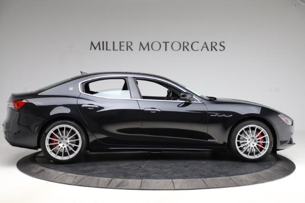 New 2021 Maserati Ghibli S Q4 GranSport for sale $98,035 at Maserati of Westport in Westport CT 06880 9
