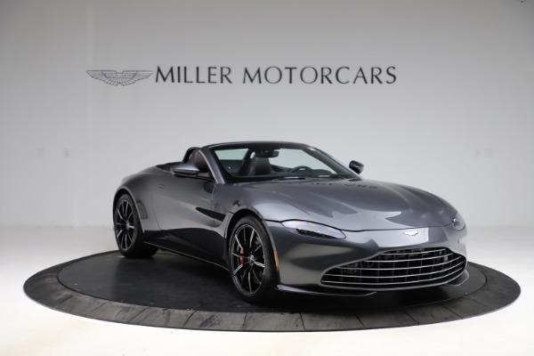 New 2021 Aston Martin Vantage Roadster Convertible for sale Sold at Maserati of Westport in Westport CT 06880 10