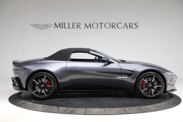 New 2021 Aston Martin Vantage Roadster Convertible for sale Sold at Maserati of Westport in Westport CT 06880 19
