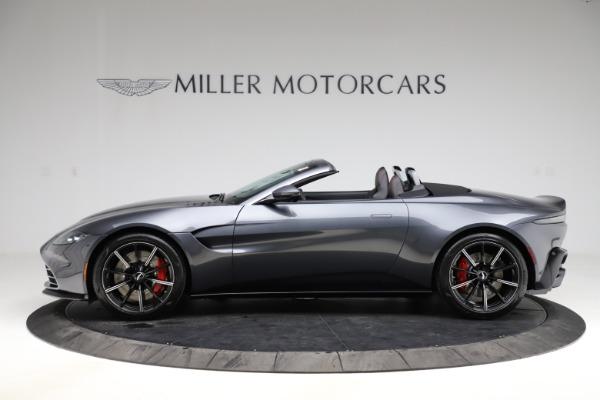 New 2021 Aston Martin Vantage Roadster Convertible for sale Sold at Maserati of Westport in Westport CT 06880 2
