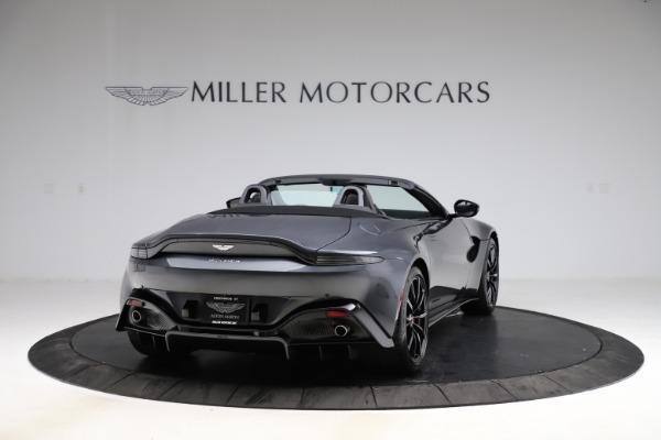New 2021 Aston Martin Vantage Roadster Convertible for sale Sold at Maserati of Westport in Westport CT 06880 6