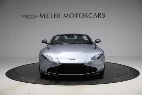 New 2021 Aston Martin Vantage Roadster Convertible for sale $199,285 at Maserati of Westport in Westport CT 06880 12