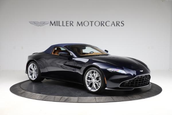 New 2021 Aston Martin Vantage Roadster Convertible for sale $205,686 at Maserati of Westport in Westport CT 06880 23