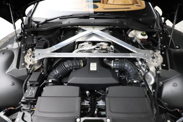 New 2021 Aston Martin Vantage Roadster Convertible for sale $205,686 at Maserati of Westport in Westport CT 06880 28