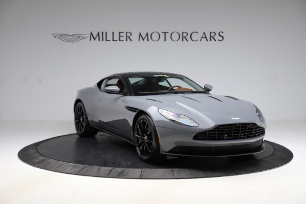 New 2020 Aston Martin DB11 V12 AMR for sale $263,561 at Maserati of Westport in Westport CT 06880 10