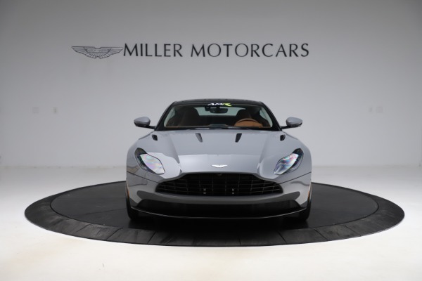 New 2020 Aston Martin DB11 V12 AMR for sale $263,561 at Maserati of Westport in Westport CT 06880 11